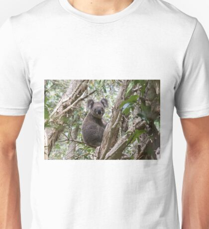 Backyard Blinky Bill Unisex T-Shirt
