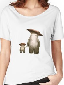 Mushroom People Women's Relaxed Fit T-Shirt