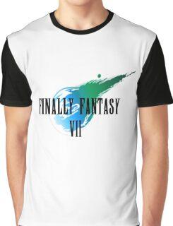 Finally Fantasy 7 Graphic T-Shirt