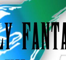 Finally Fantasy 7 Sticker