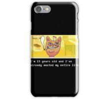 UNDERTALE Burgerpants iPhone Case/Skin