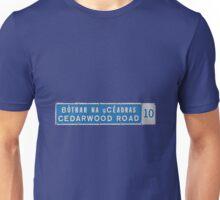 u2 cedarwood road Unisex T-Shirt