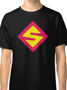 IISuperwomanII Colored Logo! Classic T-Shirt