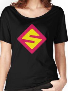 IISuperwomanII Colored Logo! Women's Relaxed Fit T-Shirt