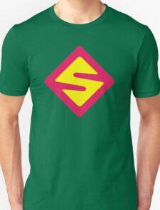 IISuperwomanII Colored Logo! Unisex T-Shirt