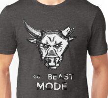 Go Beast Mode Unisex T-Shirt
