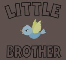 Bird Little Brother Baby Tee