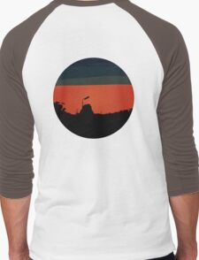 Red Sky Men's Baseball ¾ T-Shirt