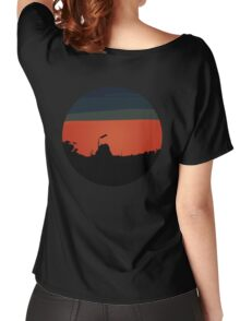 Red Sky Women's Relaxed Fit T-Shirt