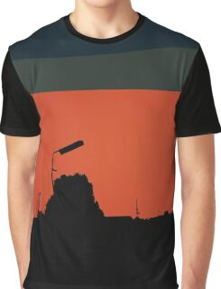 Red Sky Graphic T-Shirt