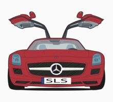 SLS AMG Kids Tee