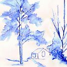 A white Christmas by Elizabeth Kendall