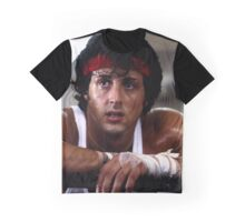 Rocky Balboa - Sylvester Stallone Graphic T-Shirt