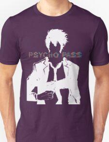 Psycho Pass Shinya Kogami White T-Shirt