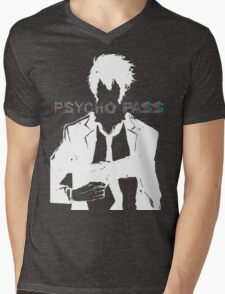 Psycho Pass Shinya Kogami White T-Shirt
