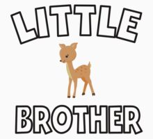 Deer Little Brother Kids Clothes