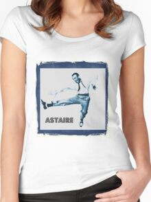 Fred Astaire Women's Fitted Scoop T-Shirt