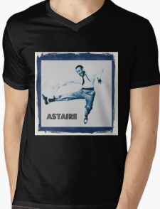 Fred Astaire Mens V-Neck T-Shirt