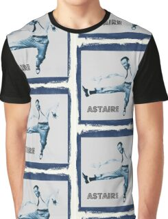 Fred Astaire Graphic T-Shirt