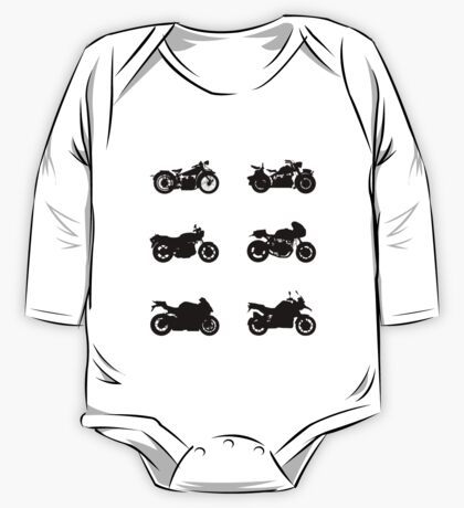 History of BMW One Piece - Long Sleeve