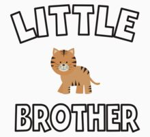 Tiger Little Brother Kids Clothes