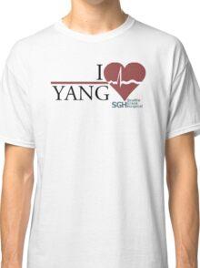 Grey's Anatomy - Yang  Classic T-Shirt