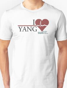 Grey's Anatomy - Yang  T-Shirt
