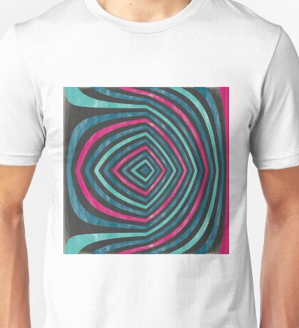 Curvy shapes Unisex T-Shirt