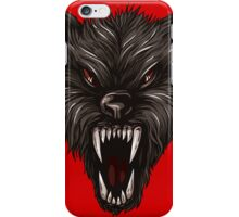 Werewolf iPhone Case/Skin