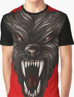 Werewolf Graphic T-Shirt