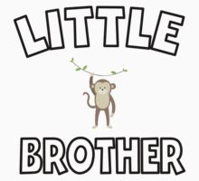 Monkey Little Brother Kids Clothes