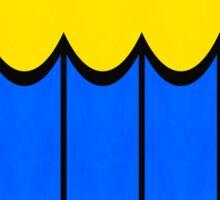 Curtain Sticker