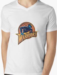 Golden Warrior Mens V-Neck T-Shirt