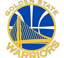 Golden State Warriors by haroldlfonville
