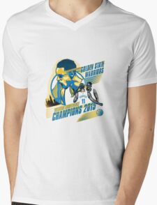 Golden State Warriors 2015 Mens V-Neck T-Shirt