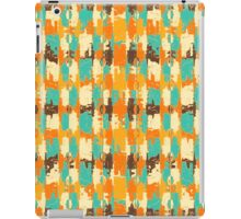 Shredded abstract background iPad Case/Skin