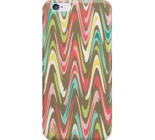 Waves pattern iPhone Case/Skin
