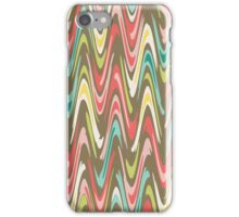 Waves pattern iPhone Case/Skin