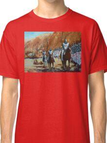 EN ROUTE TO BATTLE Classic T-Shirt
