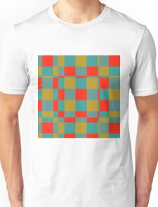 Retro squares Unisex T-Shirt