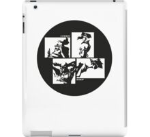 Cowboy Bebop - Space Cowboys iPad Case/Skin