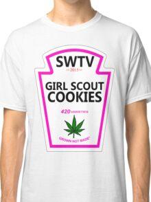 Girl Scout Cookies (Heinz Parody) Classic T-Shirt