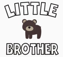 Bear Little Brother Kids Clothes