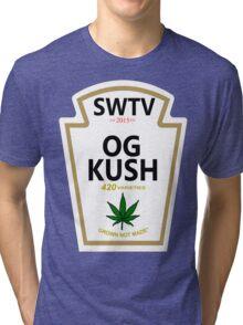 OG Kush (Heinz Parody) Tri-blend T-Shirt