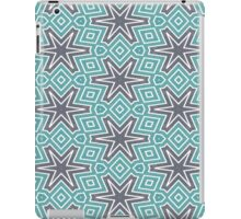 Black stars pattern iPad Case/Skin