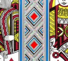 Poker elegant gifts Sticker