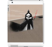 The Jedi hunt iPad Case/Skin