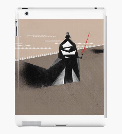 The Jedi hunt iPad Case/Skin