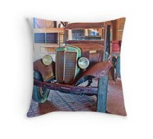 1927 Straight Six Throw Pillow