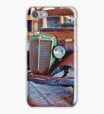 1927 Straight Six iPhone Case/Skin
